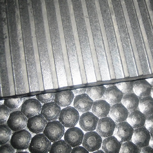 Easy Sweep Rubber Mats