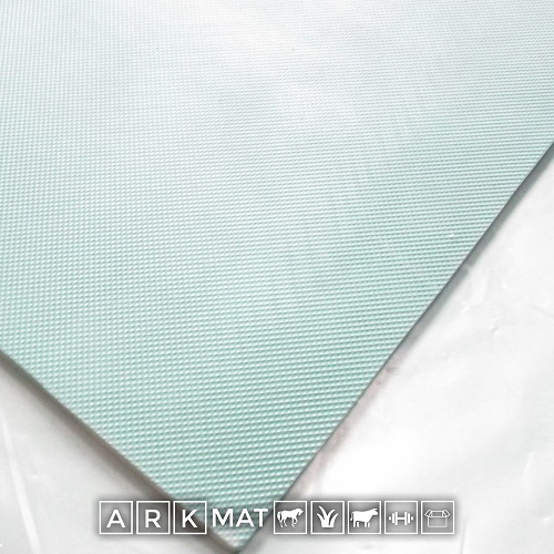 Green Stable Wall Mats
