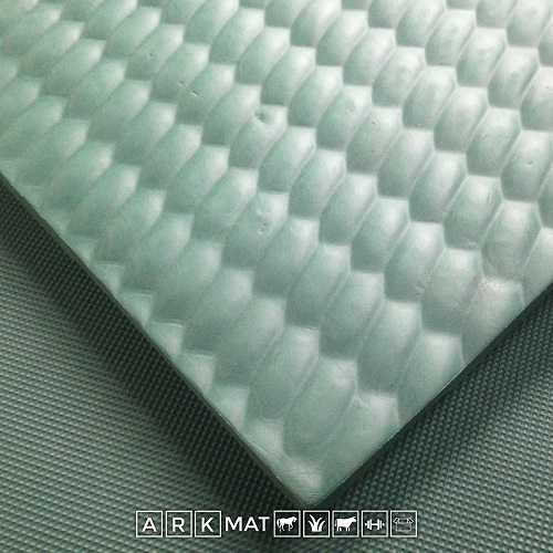 Interlocking Green EVA Mats