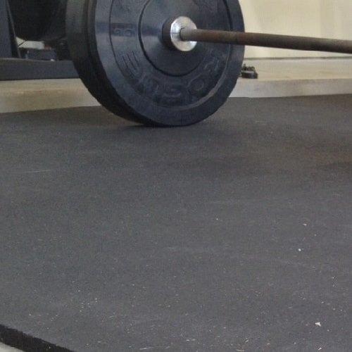 Checker Topped Gym Mats