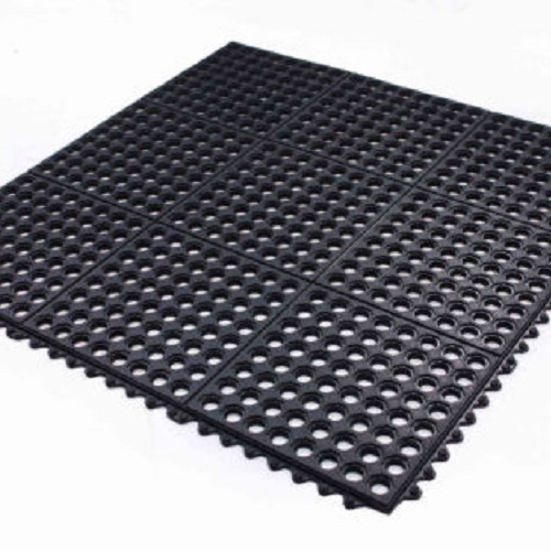 Interlocking Rubber Safety Mat