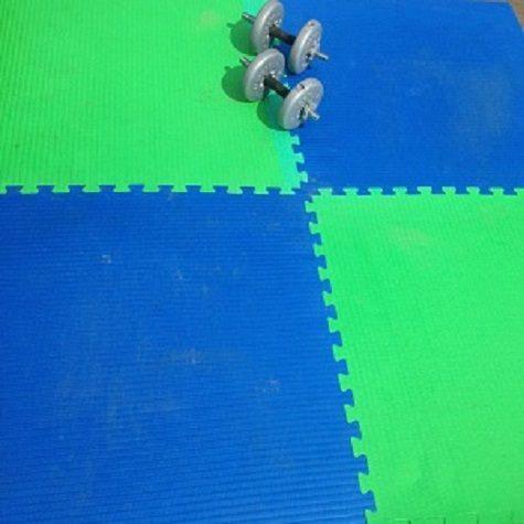 Interlocking Judo / Yoga Mats