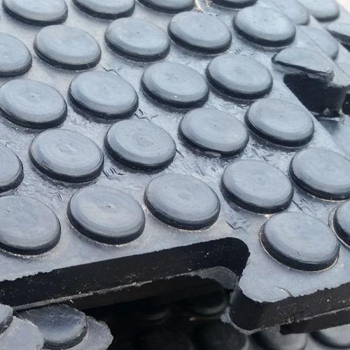 Interlocking Rubber Flooring