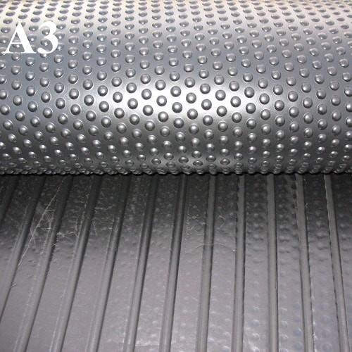 12 Or 18mm Bubbletop Rubber Flooring Mats Arkmat