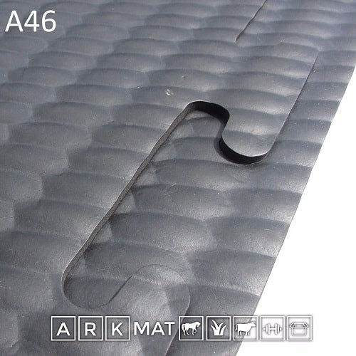 Stable Horse Floor Matting GREEN EVA 34mm Eva Cushioned Mats