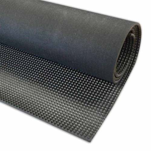 6mm Solid Commercial Rubber Flooring