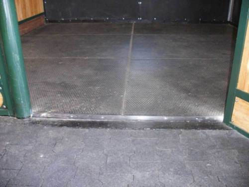 Sealed Stable Mats