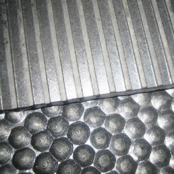 RUBBER EASYSWEEP LOW BUBBLE MATS   12 OR 18MM THICK