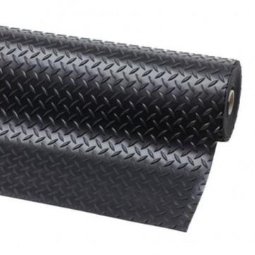 3mm Checker Rubber Floor