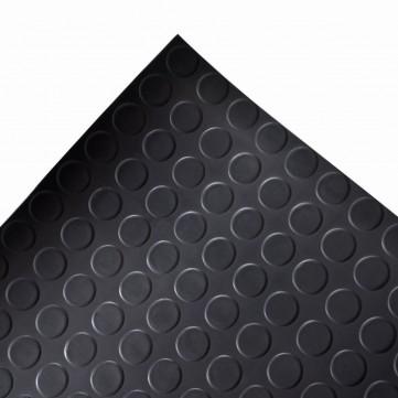 5mm Coin Rubber Floor