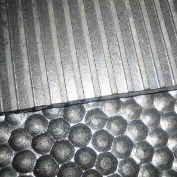 RUBBER EASYSWEEP LOW BUBBLE MATS | 12 OR 18MM THICK