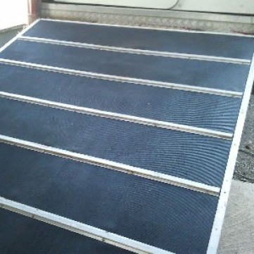 6mm Thick Horsebox Trailer Ramp Roll